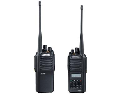Professional IP 57 Waterproof Radio A-601 A-701 with ADC and DTMF Signaling